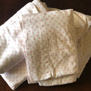 Pottery barn kids twin bedding